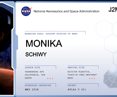 Boarding Pass via Mars